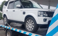 towing-Dublin-landrover